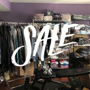 SALE!  50% Below Retail